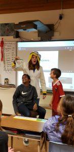 Mrs. Arthur's class